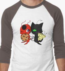 "Tikki & Plagg ""Snack Time!"" T-Shirt"