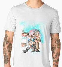 Back to the gravity Men's Premium T-Shirt