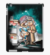 Back to the gravity iPad Case/Skin