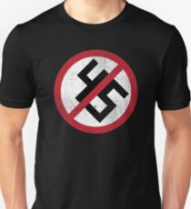 NO 45 Stop the Hate Unisex T-Shirt