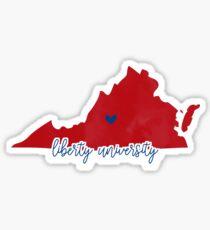 Liberty University Sticker