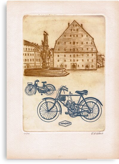100 Years Car Building, Germany by Remo Kurka