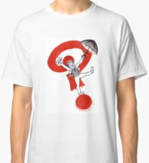 Doctor 7 on a ? Classic T-Shirt