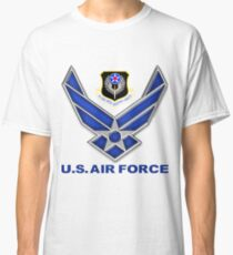 AFSOC Crest With The Air Force Symbol Classic T-Shirt