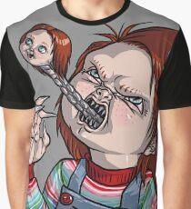 XENO-CHUCKY Graphic T-Shirt