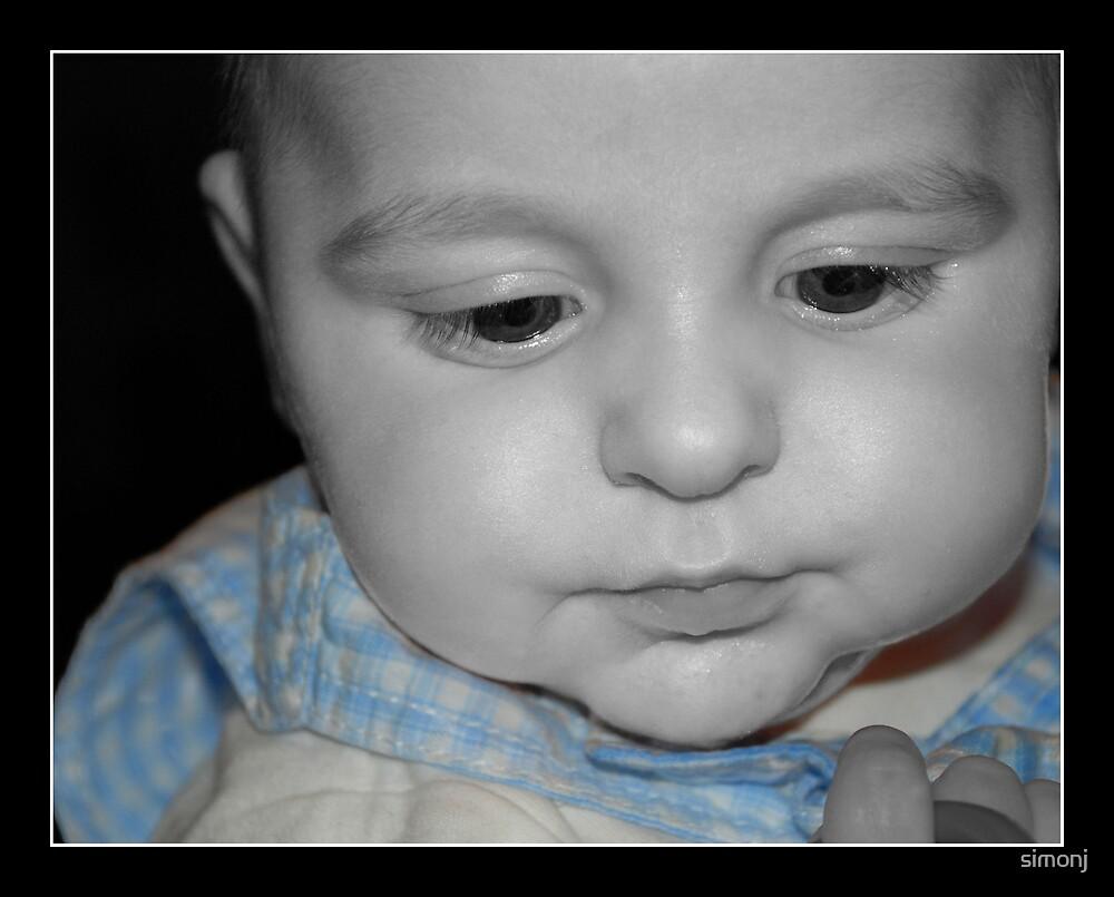 Baby boy by simonj