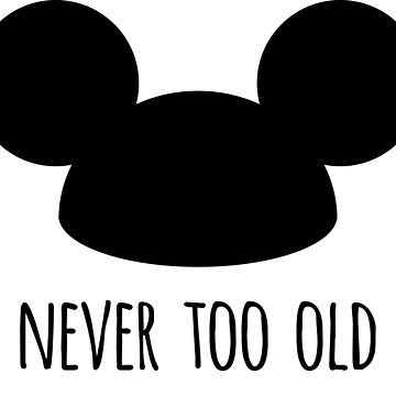 Never too Old by KellyUgenti