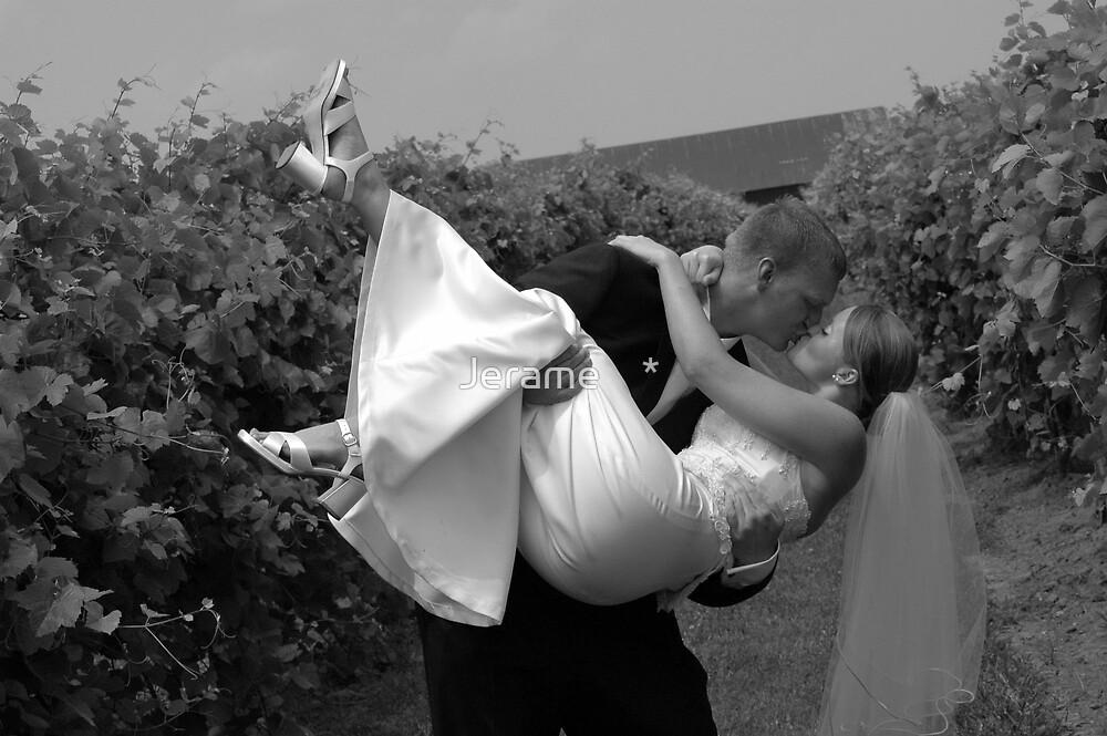 marital bliss by Jerame    *