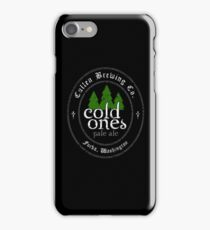Cullen Brewing Co. - Cold Ones Pale Ale iPhone Case/Skin