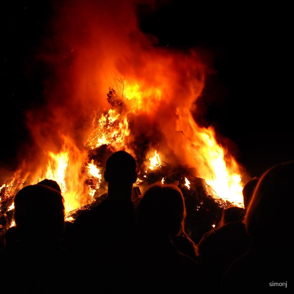 Bonfire night by simonj