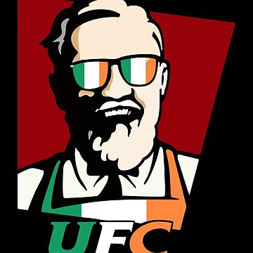conor mcgregor kfc by mariadems