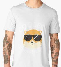 Coolest Shiba Inu Dad Men's Premium T-Shirt