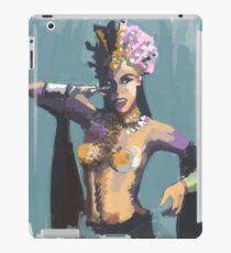 Aaliyah - Queen Akasha iPad Case/Skin
