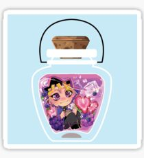 Yugi-In-A-Jar Sticker