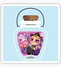 Pharaoh-In-A-Jar Sticker