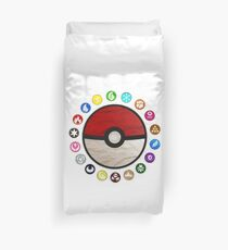 Pokemon Pokeball Bettbezug