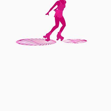 Pink Disco Rink by emmagumbleton
