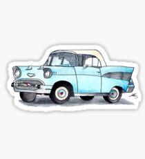 57' Chevy Sticker