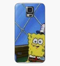 Spongebob Case/Skin for Samsung Galaxy
