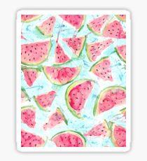 Fresh Watermelons Sticker