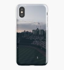 Wrigley Field (7.23.17) iPhone Case