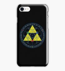 Transmutation of Time iPhone Case/Skin