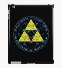 Transmutation of Time iPad Case/Skin