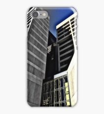 Shaded Building iPhone Case/Skin