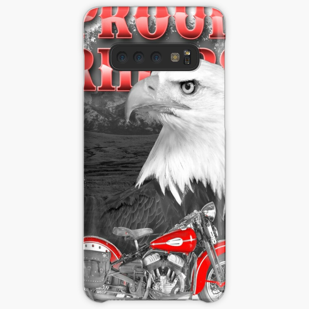 Proud Riders Eagle Case & Skin for Samsung Galaxy
