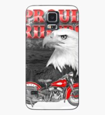 Proud Riders Eagle Case/Skin for Samsung Galaxy