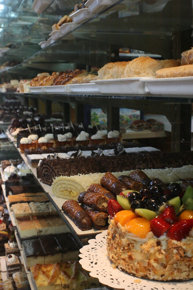 Acland Street Sweets, St Kilda by Leigh Penfold