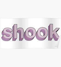 I'm Shook Poster