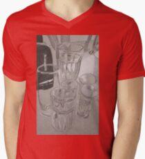 Glasses - Light T-Shirt