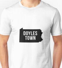 Doylestown, Pennsylvania Silhouette T-Shirt