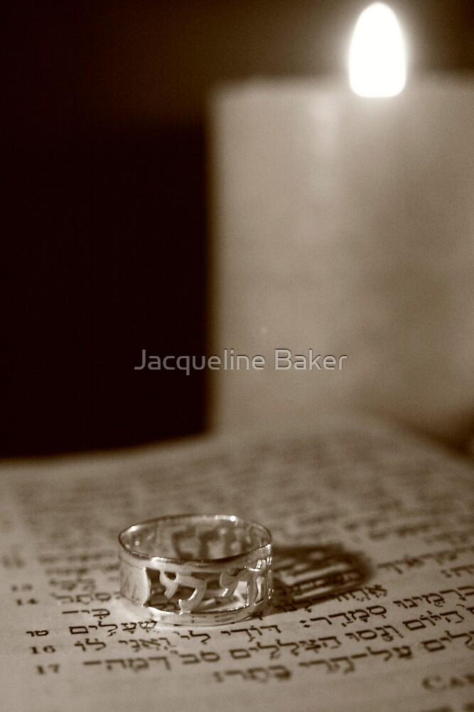 I am my Beloved's and my Beloved is mine by Jacqueline Baker