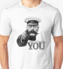 Lord Kitchener IDFWU Unisex T-Shirt