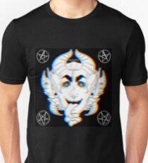 Satanic Versace Head T-Shirt