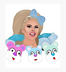 JAYMES MANSFIELD Photographic Print