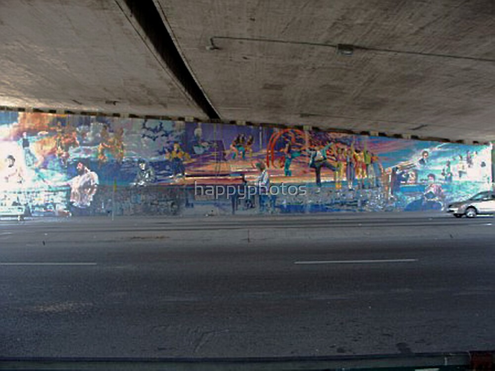 More freeway art by happyphotos