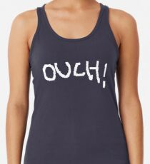 The Chad Graphic Racerback Tank Top