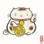 ManekiNeko [Special Lucky Toy Box] by Indigo East