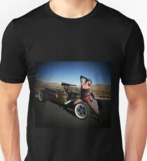 Strike a Pose Pin-up! Unisex T-Shirt