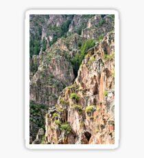 Black Canyon of the Gunnison in Colorado Sticker