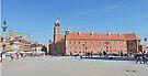 Royal Castle, Warsaw by Graeme  Hyde