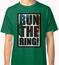 RUN THE RING, CONOR T-SHIRT Classic T-Shirt