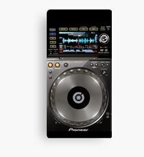 CDJ-2000-NEXUS Canvas Print