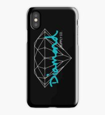 Diamond Supply Co Teal iPhone Case/Skin