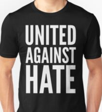 united against hate T-Shirt