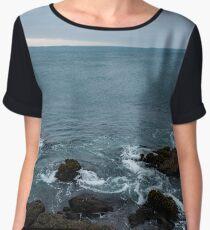 California Ocean Women's Chiffon Top