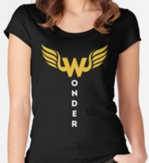 WONDER Women's Fitted Scoop T-Shirt